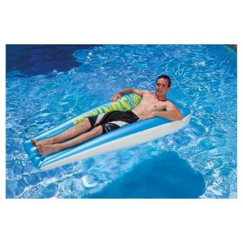 Poolmaster Suntanner Mattress - Blue