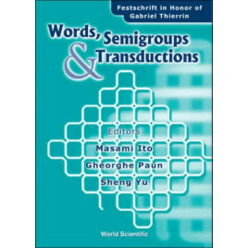 Words, Semigroupsnd Transductions: Festschrift in Honor of Gabriel Thierrin