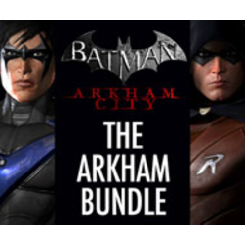Batman: Arkham City - The Arkham Bundle [Digital]