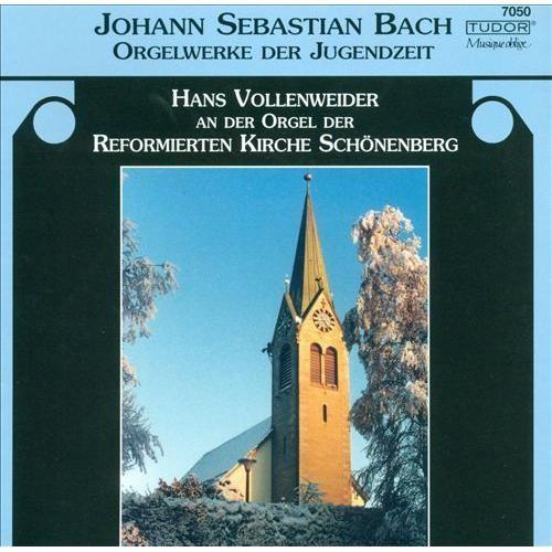Johann Sebastian Bach: Orgelwerke der Jugendzeit [CD]