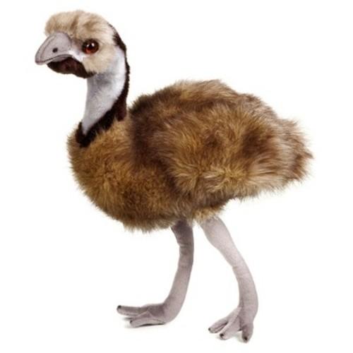 Lelly National Geographic Plush - Emu