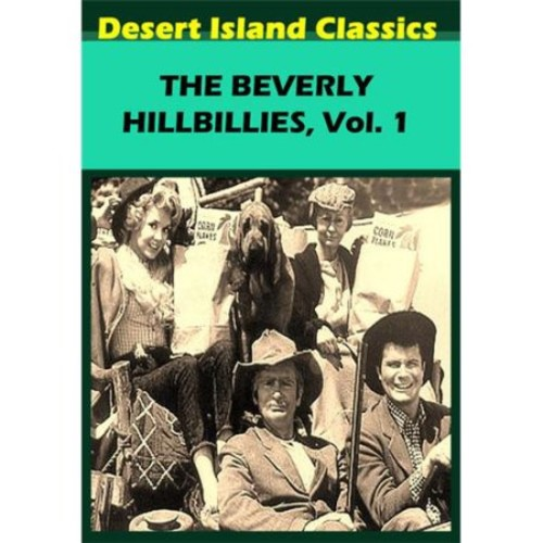 Beverly Hillbillies Vol. 1 DVD Movie 1961