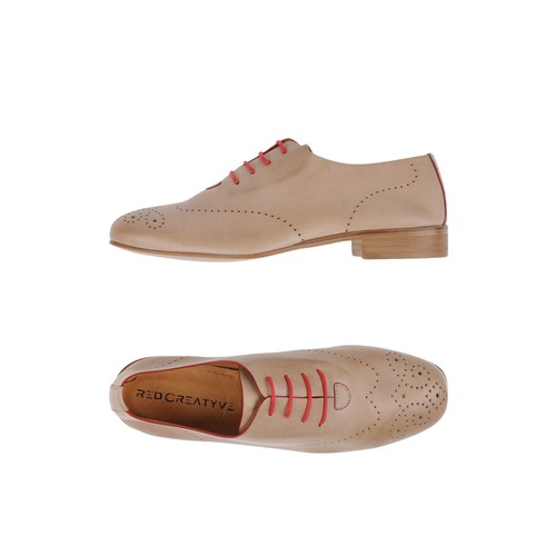 RED CREATYVE Laced shoes