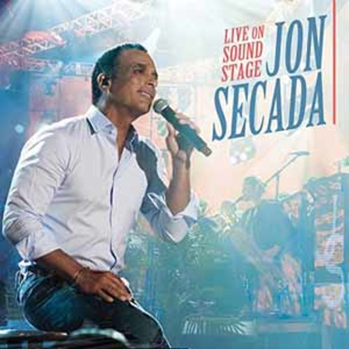 Jon Secada - Live On Soundstage [Blu-Ray]