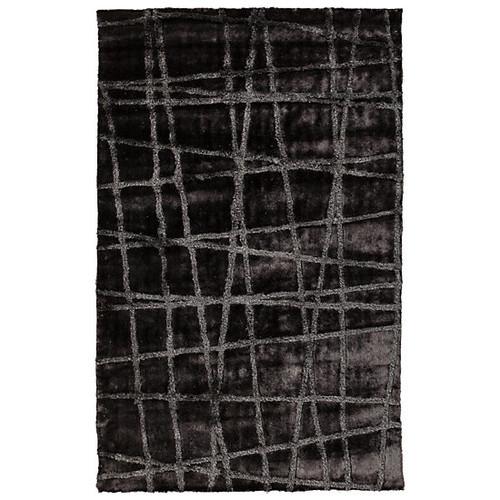 Carver Rug - Black