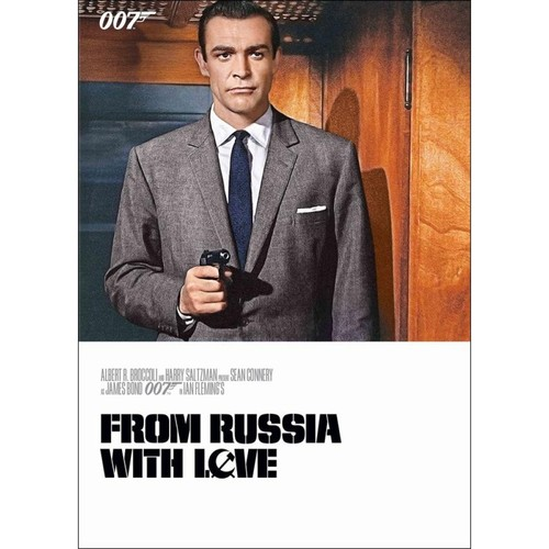 From Russia With Love (DVD) 1963