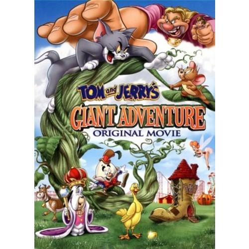 Tom & Jerry'S Giant Adventure (DVD) (3 Disc)