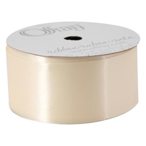 Off-White Decorative Ribbon - Spritz