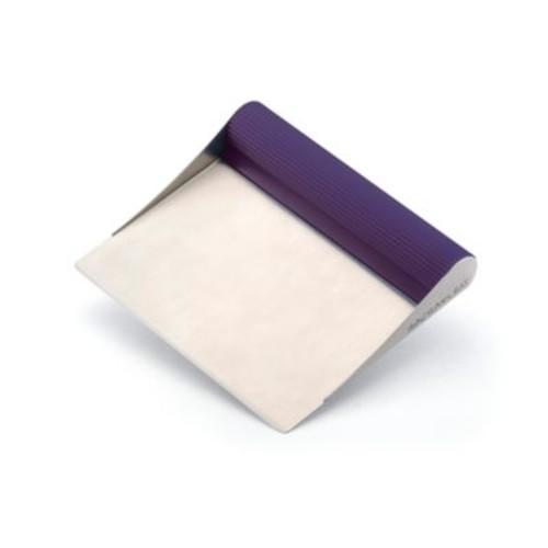 Rachael Ray Stainless Steel Bench Scrape in Purple