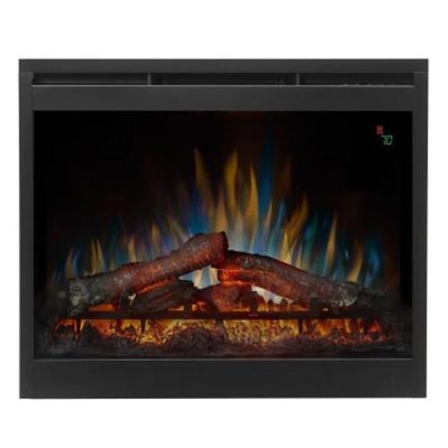 Dimplex 26 in. Electric Firebox Fireplace Insert