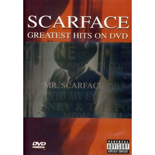 Scarface - Greatest Hits on DVD