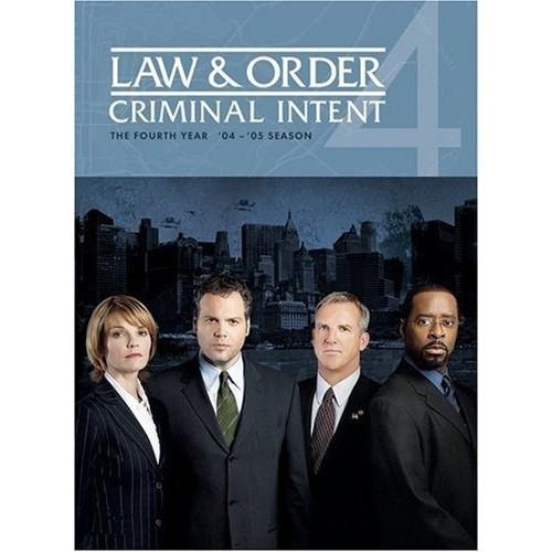 Law & Order: Criminal Intent - Season Four