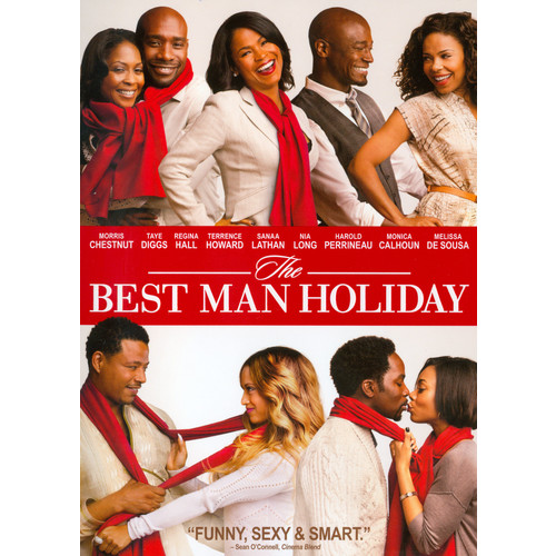 The Best Man Holiday [DVD] [2013]