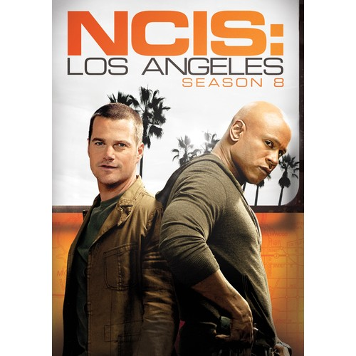 NCIS: Los Angeles - The Eighth Season [7 Discs] [DVD]