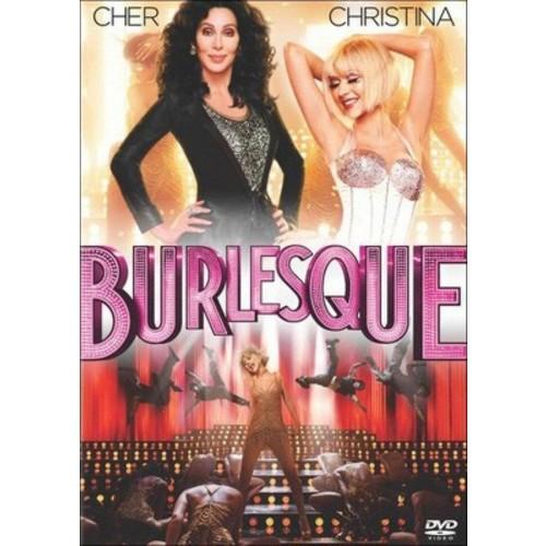Burlesque (dvd_video)