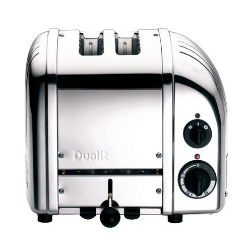 Dualit New Gen 2-Slice Chrome Toaster