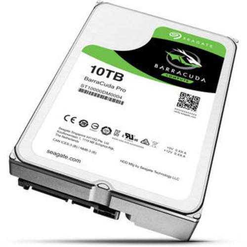 10TB BarraCuda Pro 7200 rpm SATA III 3.5