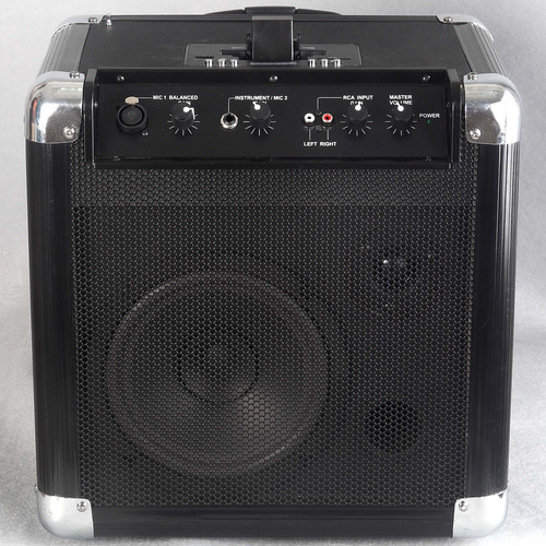 TUNES2GO GA11080 Sondpex Portable Speaker System with USB SD Reader