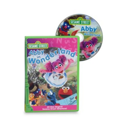 Sesame Street Abby in Wonderland DVD
