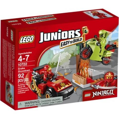 LEGO Juniors Snake Showdown, 10722