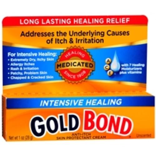 Gold Bond Intensive Healing Skin Cream Unscented