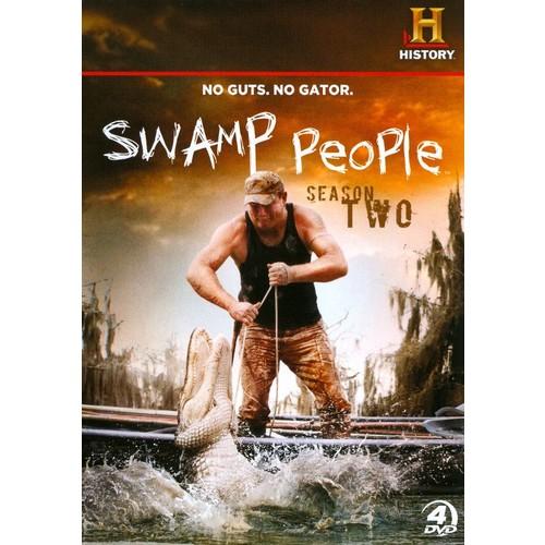 Swamp People: Season Two [4 Discs] [DVD]