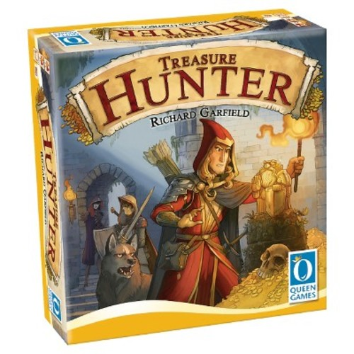 Asmodee Treasure Hunter Board Games
