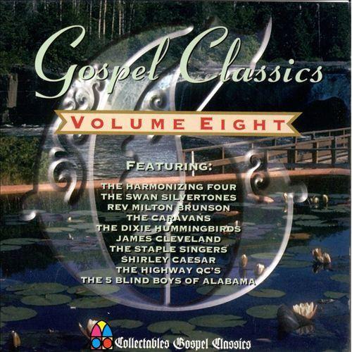 Vol. 8-Collectables Gospel Cla CD (1998)