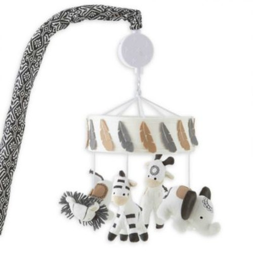 Levtex Baby Animal Sketch Musical Mobile