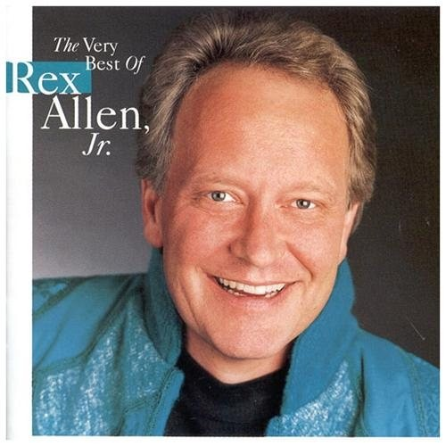 Very Best Of Rex Allen Jr. CD
