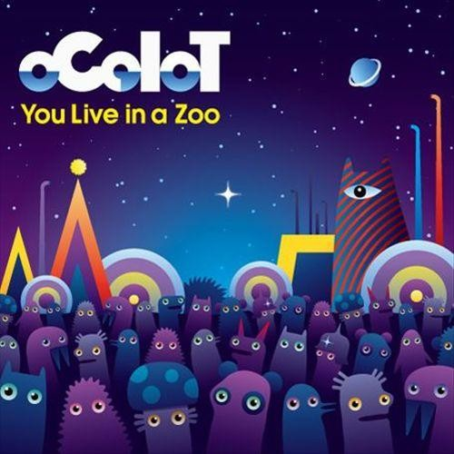 You Live in a Zoo [CD]