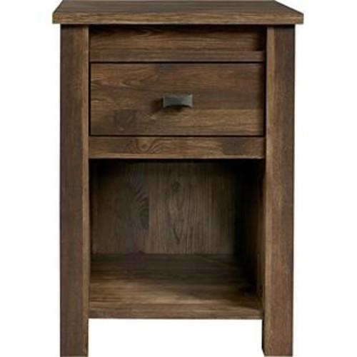 Altra Furniture Farmington Night Stand, Small, Century Barn Pine