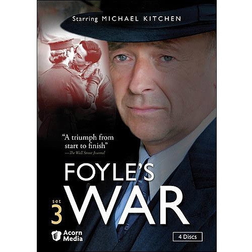 Foyle's War: Set 3 [4 Discs] [DVD]
