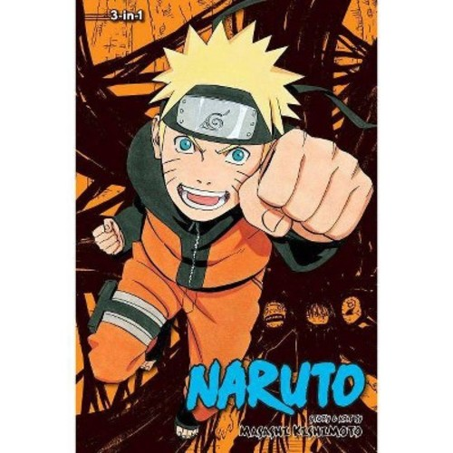 Naruto (3-in-1 Edition), Vol. 13 : Includes vols. 37, 38 & 39