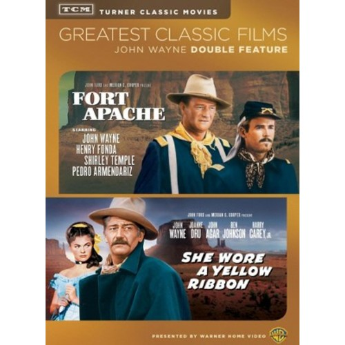 TCM Greatest Classic Films: John Wayne - Fort Apache/She Wore a Yellow Ribbon [2 Discs]