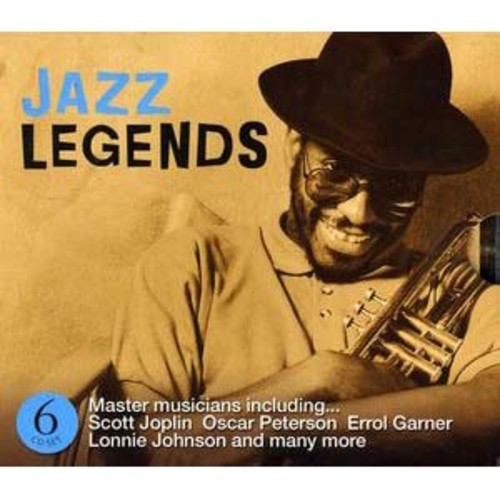 Jazz Legends [Fast Forward] By Various Artists (Audio CD)