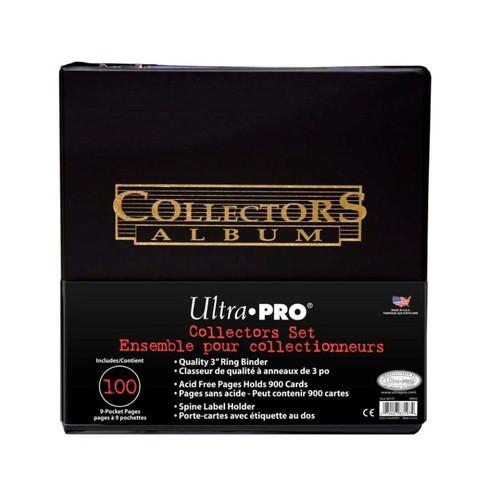 Ultra Pro Collectors Album Set