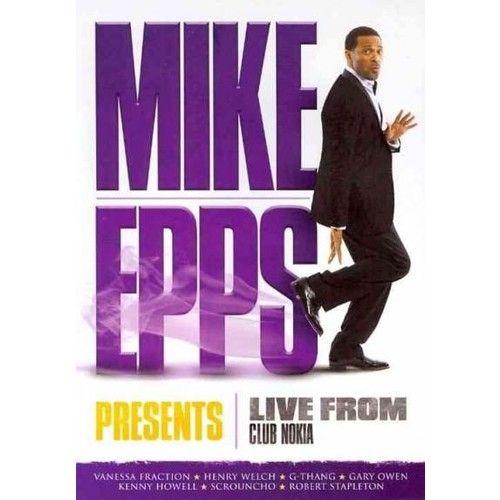 Mike Epps: Live From Club Nokia (2010)