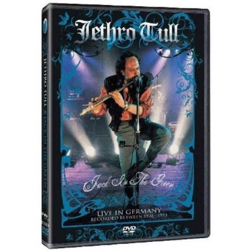 Jethro Tull: Jack in the Green - Live in Germany 1970-93 DD5.1/DTS/DD2