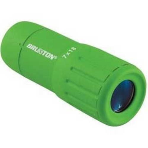 Brunton Echo Pocket Scope 7x18 [Green]
