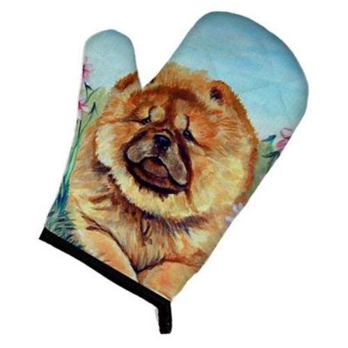 East Urban Home Chow Chow Oven Mitt