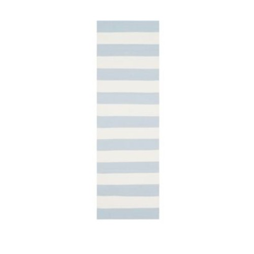 Safavieh - Montauk Two-Tone Striped Cotton Rug