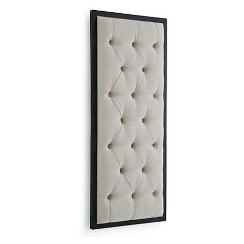 Tufted Wall Display, Cream