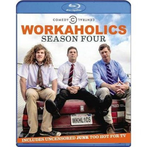 Workaholics: Season Four [2 Discs] [Blu-ray]