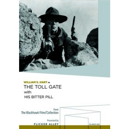Toll Gate with His Bitter Pill (DVD)