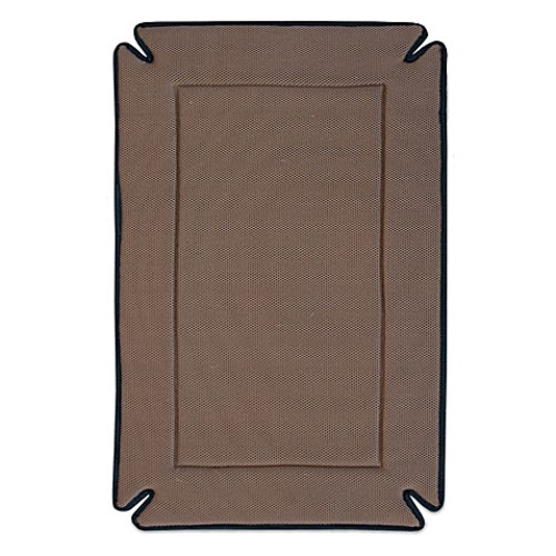 Small Odor Control Crate Pad in Mocha