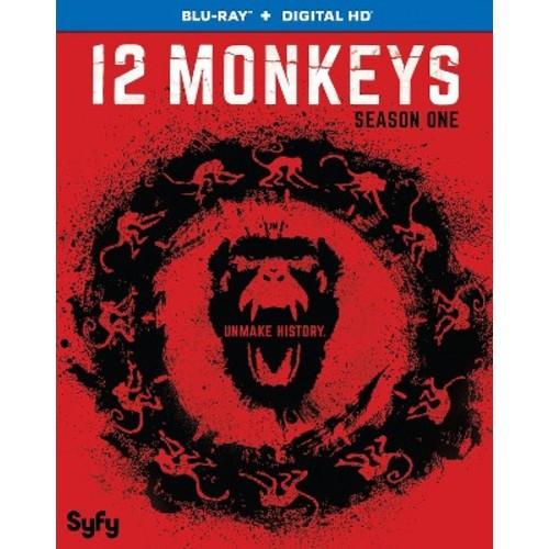 12 Monkeys: Season One (Blu-ray Disc)