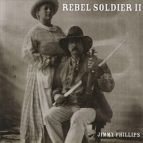 Rebel Soldier II [CD]