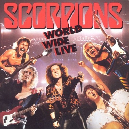 World Wide Live: 50th Anniversary (LP)