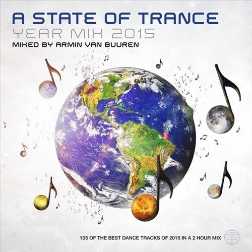 A State of Trance: Year Mix 2015 [CD]